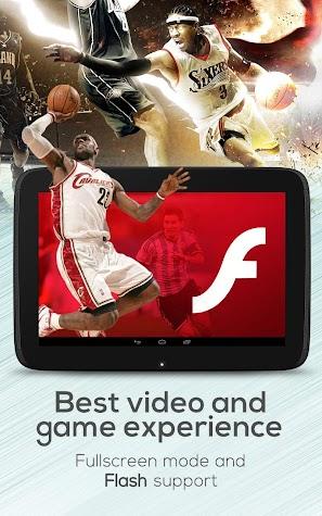 Dolphin Jetpack - Fast & Flash Screenshot