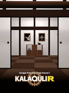 KALAQULI R - room escape game- screenshot thumbnail