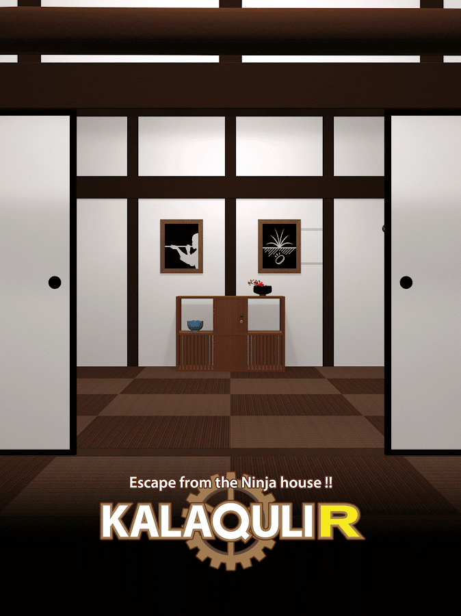 KALAQULI R - room escape game- screenshot