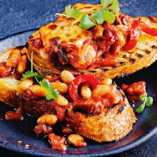 Baked Beans on Toast Recipe
