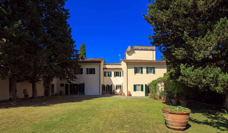 Villa with garden and terrace Bagno a Ripoli