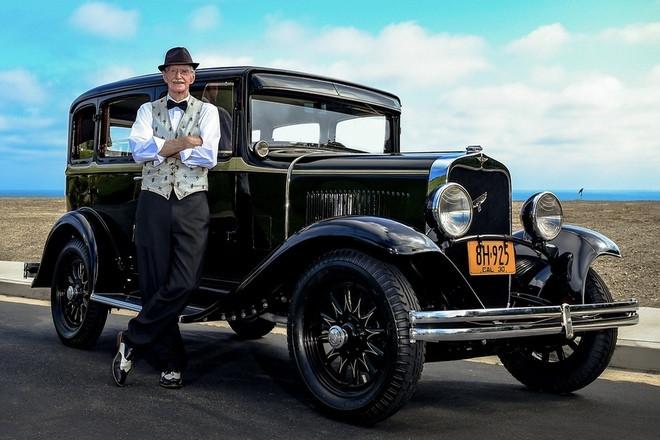 1930 ABSOLUTELY ORIGINAL Dodge 4 door sedan Hire CA