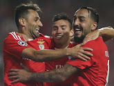 Benfica reprend le pouvoir