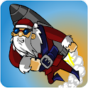 Rocket Santa: Christmas Game icon