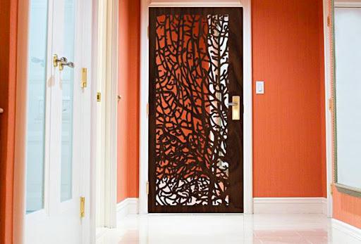 ドアのデザインのアイデア