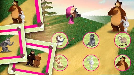 Jeux d'enfants Masha et l'ours  code Triche 2