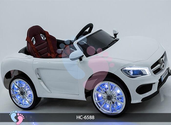 Xe ô tô điện cho bé Mercedes HC-6588 10
