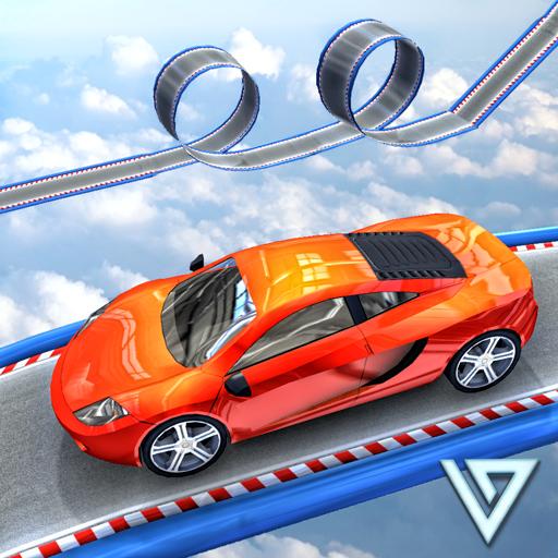 Impossible Car Crash Stunts - Car Racing Game