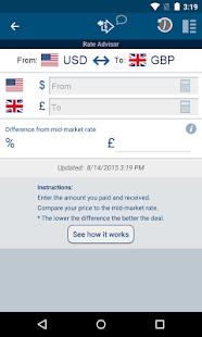XE Currency Pro- screenshot thumbnail