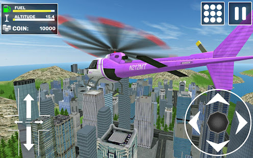 Game Free Helicopter Flying Simulator APK for Windows Phone