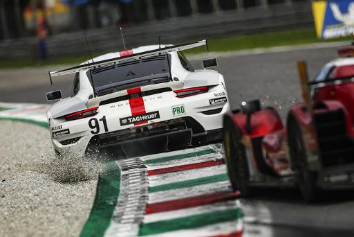 Porsche takes endurance win on Ferrari's home turf in FIA WEC 6 Hours of Monza