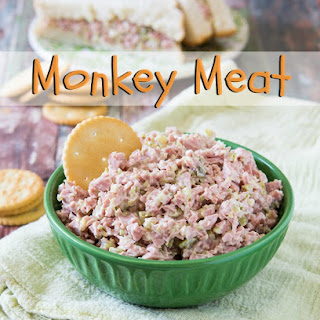 Monkey Meat… it's not what you think.