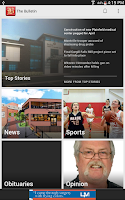 Screenshot of The Bulletin - Norwich, CT