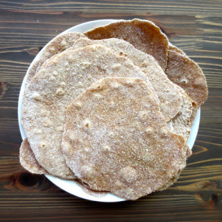 Whole Wheat Roti (Good & Cheap Cookbook)