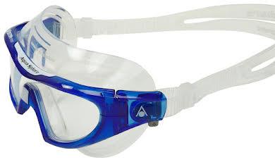 Aqua Sphere Vista Pro Goggles - Transparent Blue/White with Clear Lens alternate image 0
