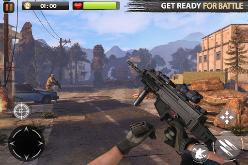 Real Commando Secret Mission - Free Shooting Games  screenshots 1