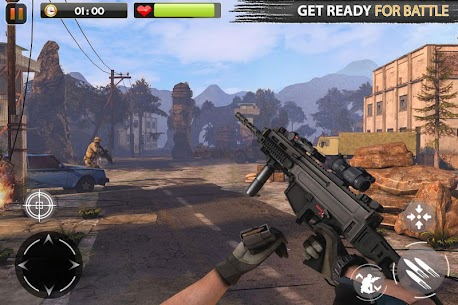 Real Commando Secret Mission Mod Apk Latest v7.2 (Unlimited) 1