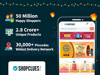 App ShopClues: Online Shopping App APK for Windows Phone
