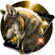 Golden Noble Wolf Theme