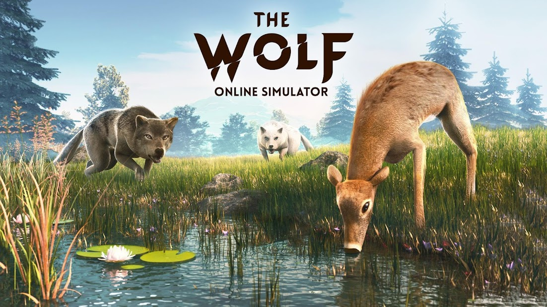 The Wolf Android App Screenshot