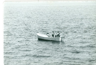 Photo: Motor whaleboat (is it one or two words?)