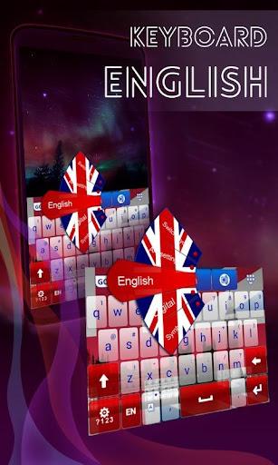 英語キーボード