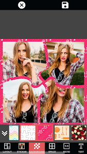 Collage Photo Maker Pic Grid screenshot 17