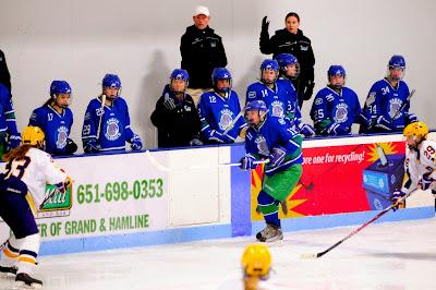 Eagan High School Girl's Hockey