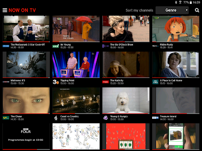Virgin TV Anywhere Ireland- screenshot thumbnail