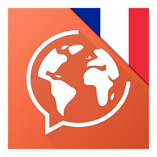 法语:交互式对话 - 学习讲 -门语言 教育 App LOGO-硬是要APP