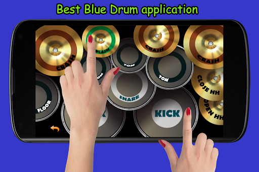 Blue Drum - Piano 1.3 screenshots 3