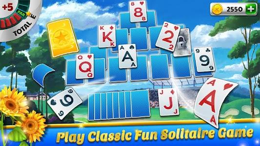 Golf Solitaire Tournament: Fun & Free Card Game 2.9.3953