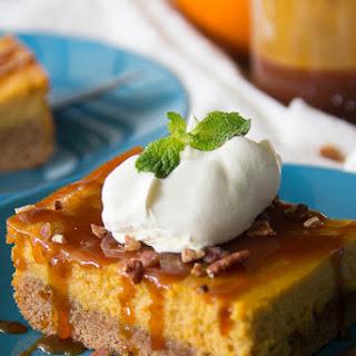 Salted Caramel Pumpkin Oooey Gooey Cake