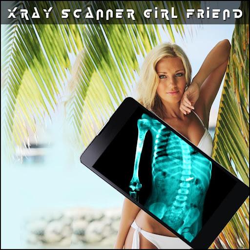 X射線掃描儀女友惡作劇