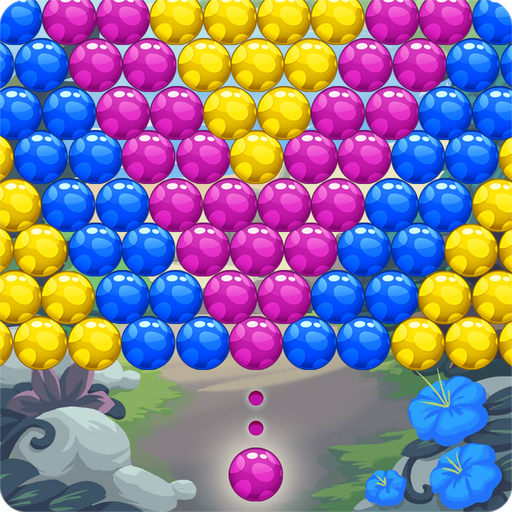 Dino Bubble Pop (game)