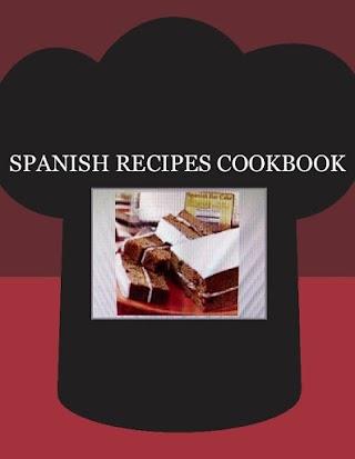SPANISH RECIPES COOKBOOK