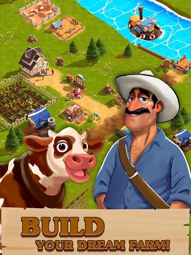 Happy Town Farm: Farming Game apkmr screenshots 9