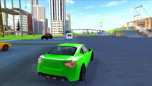 Real Car Driving Simulator 1.027 Cheat screenshots 4