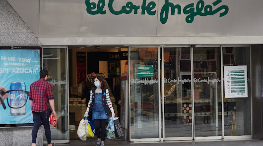 Las medidas para clientes y trabajadores que El Corte Inglés tomará al reabrir