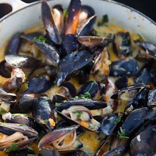 Penn Cove Mussels