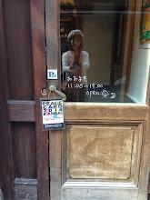 Photo: ならまち村のドア