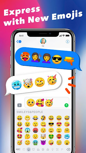 Emoji Phone X 1.0 screenshots 2