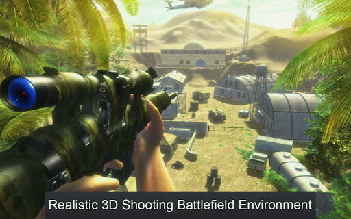 Jungle Commando Officer - Best Shooter Battle Game - screenshot