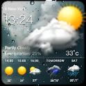 Temperature & Storm Tracker icon