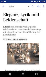 az Limmattaler Zeitung E-Paper screenshot 3