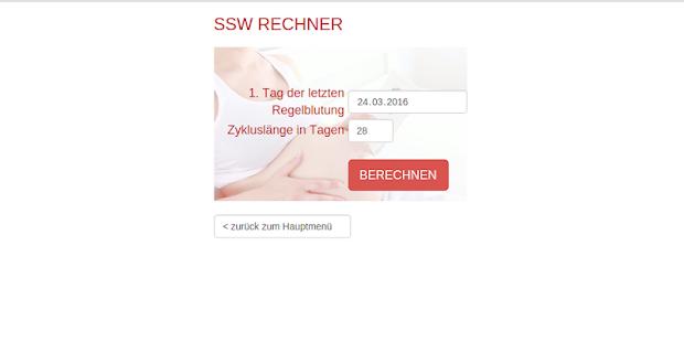 ssw rechner app