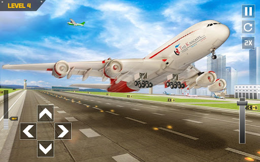 City Airplane Pilot Flight New Game-Plane Games 2.38 screenshots 2
