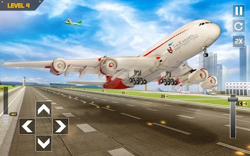 City Flight Airplane Pilot New Game – Plane Games 2