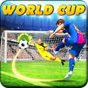 Play Football World Cup Game: Real Soccer League icon