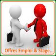 Offres Emploi Stage Freelance Interim consultance icon